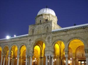 La ville de Tunis