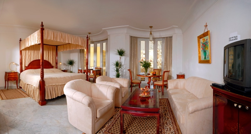 H tels tunis for Interieur de la maison blanche