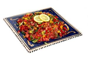 appétissante salade tunisienne