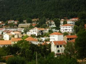 Tabarka, ville au nord de la Tunisie