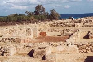 Kerkouane site historique