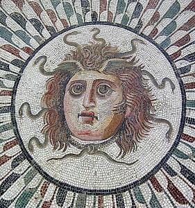 Meduse, musée de Sousse