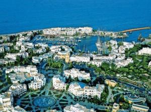 Port El Kantaoui à Sousse