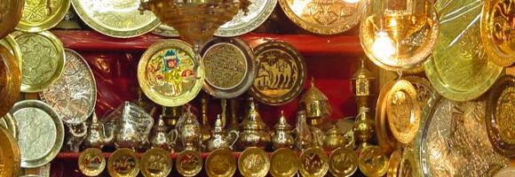 art du cuivre en tunisie