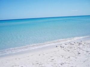 Plage de sable fin Kélibia