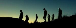 randonnée pédestre Tunisienne