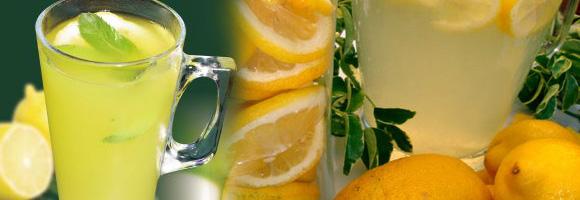citronnade en Tunisie