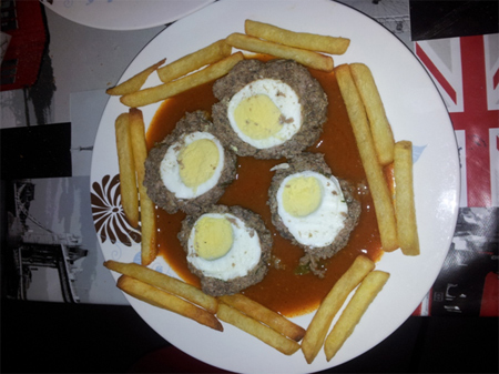 Ain sbaniouria frites