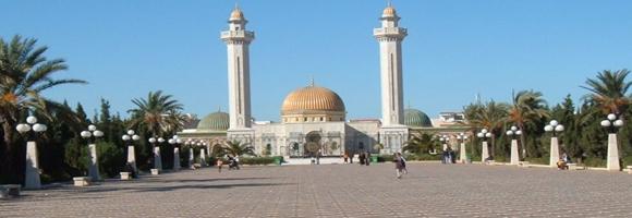 la tombre du président Habib Bourguiba