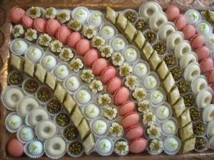 gâteaux tunisiens