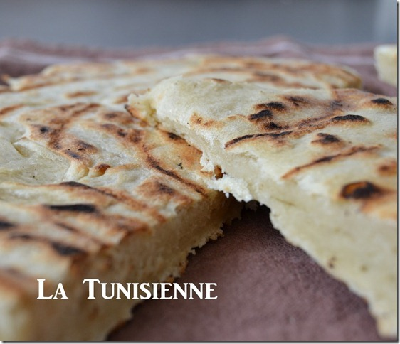pain tunisien traditionnel
