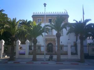 La maison de France à Sfax