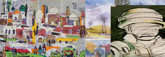 expositions artistiques à Tunis