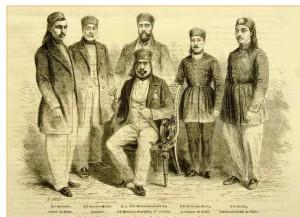 La Tunisie à l'époque des Beys