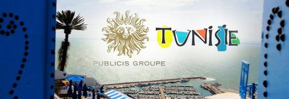 campagne publicitaire publicis pour la Tunisie