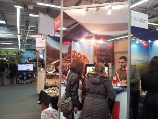 L'ONTT met en avant le tourisme tunien à Toulouse