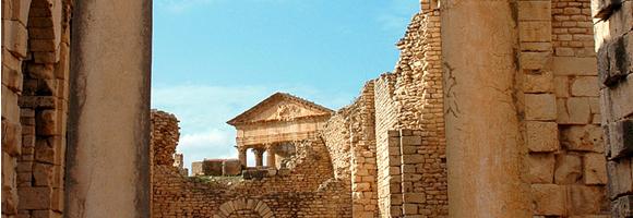 les sites archéologiques tunisiens mal exploités