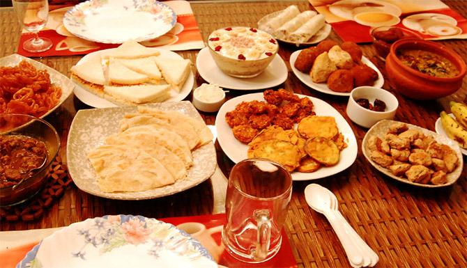 Assez Une sélection de recettes tunisiennes pour le Ramadan - Tunisie.fr BX94