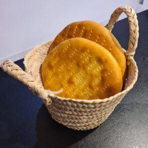 La véritable recette de la Tabouna, pain tunisien