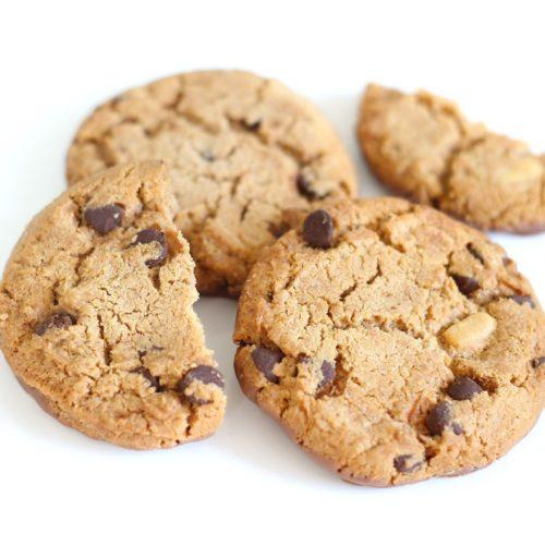 Cookies recette légère